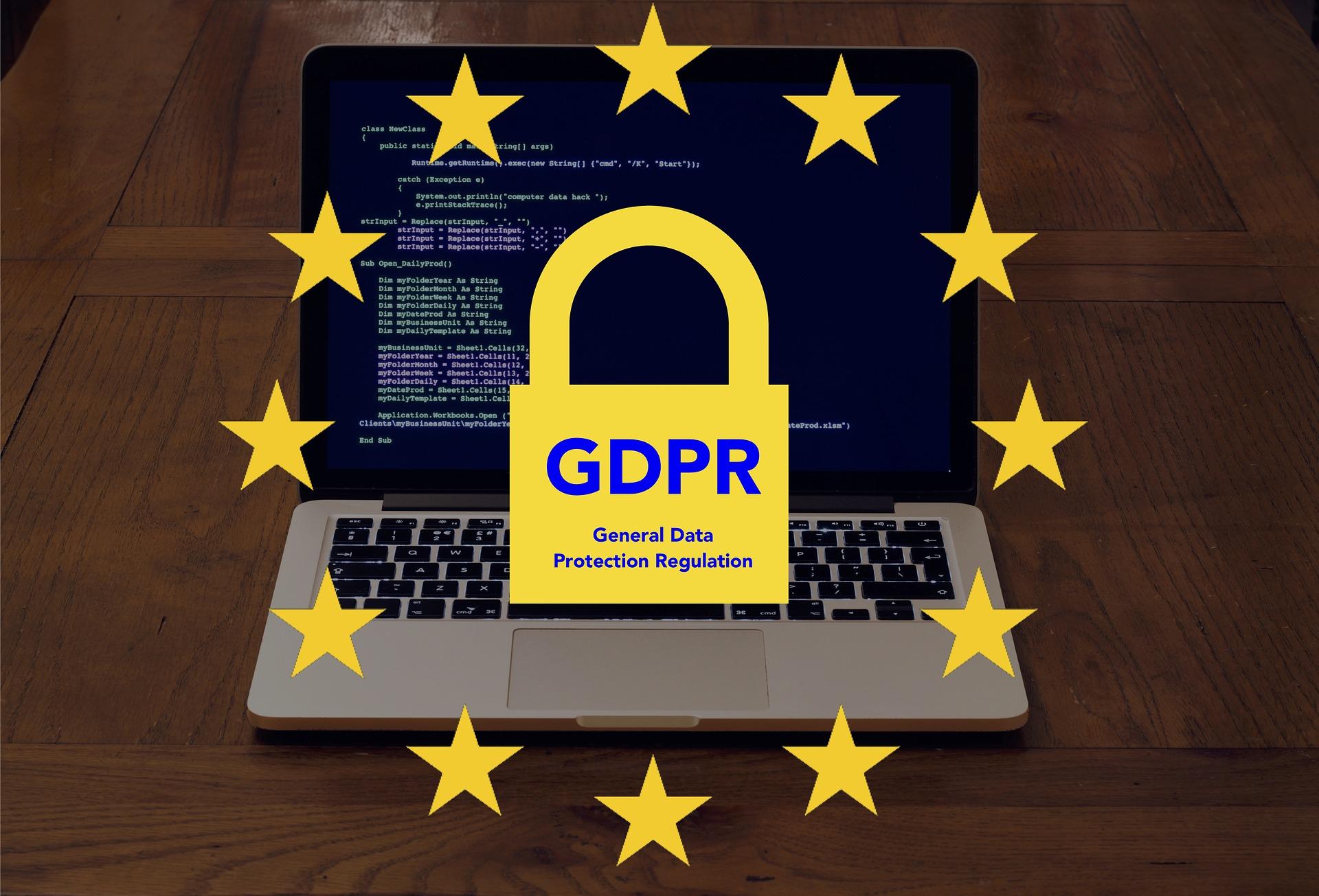 GDPR – General Data Protection Regulation